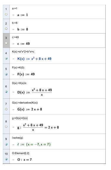 lo mathematik mit maxima und geogebra